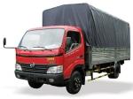 Xe Tải HINO 4.5 Tấn – WU342L Chassis