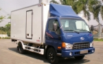 Xe Tải Hyundai 3.5 Tấn Thùng Đông Lạnh