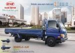 Xe Tải Hyundai Veam 2.5 Tấn - HD65