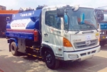 Xe bồn Hino FC - 8m3 chở xăng dầu
