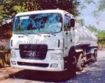 Xe bồn Hyundai HD320 bồn chở nhiên liệu 18m3