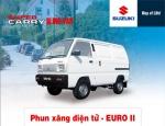 Xe tải Thùng Kín Suzuki BlindVan 590kg