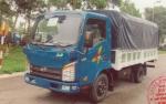 Xe tải VEAM VT201 2 Tấn Thùng Mui Bạt