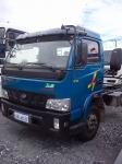 Xe tải VEAM VT490 5 Tấn Thùng Mui Bạt