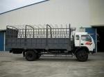Xe tải thùng DongFeng 4.95T