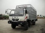 Xe tải thùng Dongfeng 3.45 tấn 2 cầu